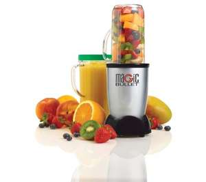 NUTRIBULLET Magic Bullet - Silver £44.99 Currys