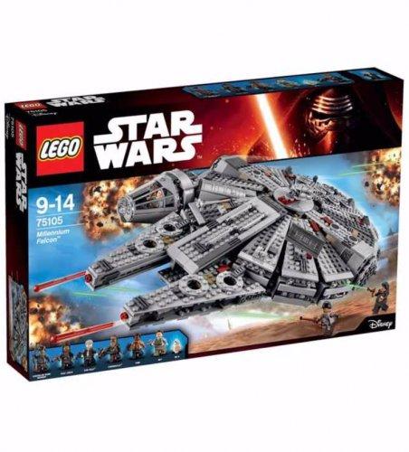 Lego Star Wars: The Force Awakens Millennium Falcon 75105 £97.99 @ Smyths Toys
