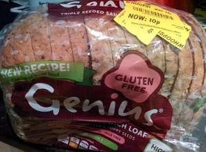 gluten free bread only 10p @ Longsight Asda