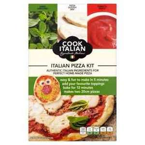 Cook Italian Pizza Kit £1 @ Morrisons