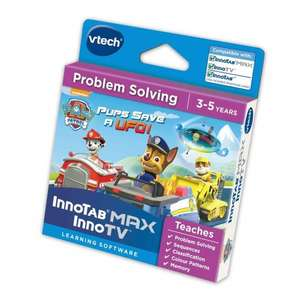 Innotab games for £9.99 @ Smyths Toys