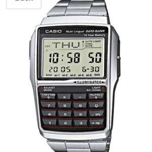 £31.43 Casio Digital Databank Calculator Watch @ Amazon