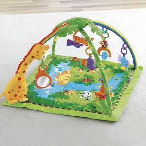 Fisher price rainforest lights and melodies play gym - £32.50 @ Tesco Direct