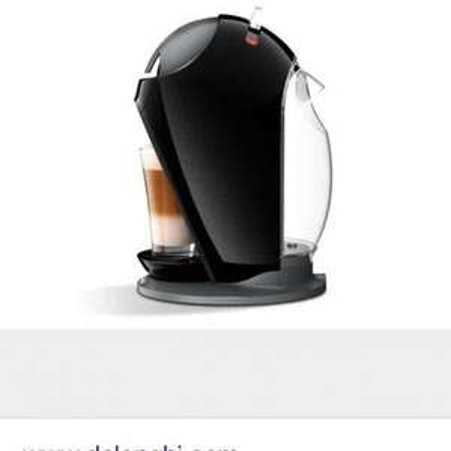 dolce gusto jovia coffee machine £39.50 tesco