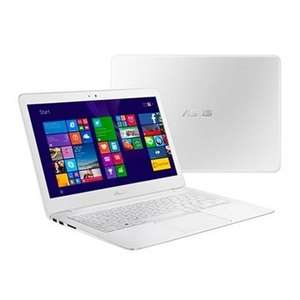 "ASUS Zenbook UX305 13.3"" Ultrabook in White - £599.97 @ Currys/PC World PLUS qualifies for £100 trade in"