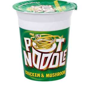 Pot Noodle 4pack 4 x 90G only £2 at Londis. starts Monday