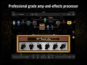 Positive Grid Bias FX 30% off £14.99 in the App Store (guitar software)