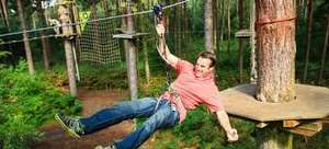 6 people Go Ape, pay just £118 (£20 each) with code 6LQQK @ Very