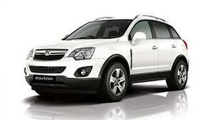 65 Plate Vauxhall Antara 2.2 Diesel Exclusive £13995 (£21,650 list) Up to £6K interest free finance. @ Peter Vardy