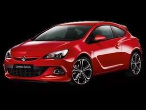 New 65 Vauxhall Gtc 1.4T 16V Limited Edition 3dr  £14995.00 / £12995.00** (after scrappage allowance)  @ Arnold Clark