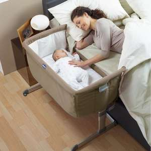 chicco next 2 me crib @ preciouslittleone £129.99 delivered