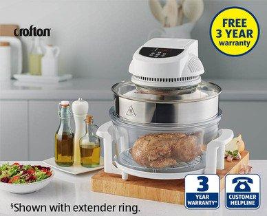 Digital Halogen Oven £29.99 ALDI