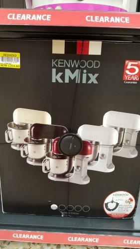 Kenwood kMix £204 @ Tesco Surrey Quays, London