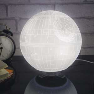 Star Wars Death Star Mood Light - £14.99 - Argos (Amazon Price Matched for Prime)