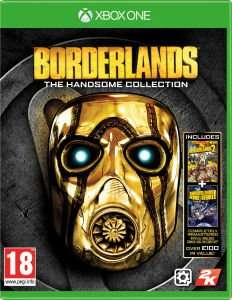 Borderlands: The Handsome Collection (Xbox One) £18.99 Delivered (Using Code) @ Zavvi