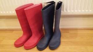 Ladies moulded wellies reduced to £3.99 Lidl-New Oscott & Kingsbury/Tyburn Road