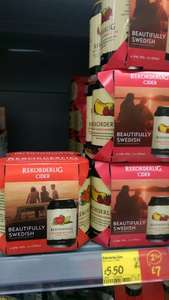 Rekorderlig cans 2 for £7 (8 x 330 ml cans) @ Asda