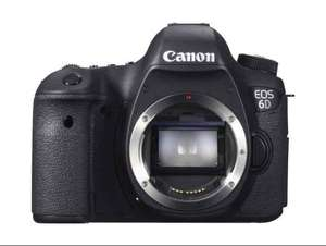 canon 6D body( £999 2 year warranty after canon cash back) £1099 @ Digital Depot