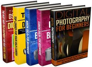 Photography: Box Set: Digital Photography + Canon + Nikon + Lenses + DSLR Equipment: Digital Photography: All You Need About Photography And Different Kinds Of DSLR [Kindle Edition]   - Free Download @ Amazon