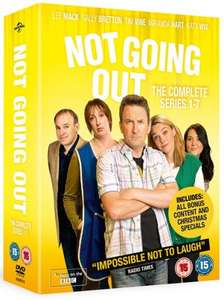 Not Going Out The Complete Series 1-7 & Specials DVD box set £12.70 @ Zoom (using code)