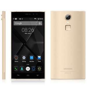 DOOGEE F5 Android 5.1 5.5 inch 4G  IPS Screen MTK6753 64bit Octa Core 3GB RAM 16GB ROM 5MP + 13MP Camera £90.62 @ GearBest