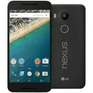 Google LG Nexus 5x SIM-free 32GB - £349.99 @ Carphone Warehouse / John Lewis (2-year guarantee)