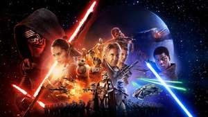 Star Wars: The Force Awakens (IMAX,3D) 18/12/2015 20:20 @ Cineworld (Nottingham) - £3.30