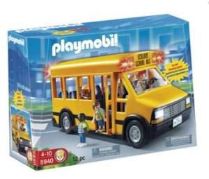 Playmobil 5940 School Bus £15.00 @ Tesco Direct free c&c available
