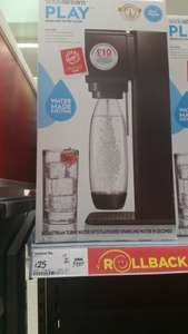 Sodastream Play £25 @ Asda