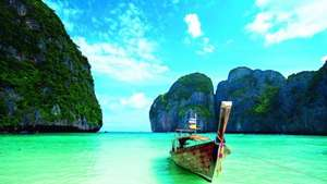 14 nights travelling around Thailand for just £527.85pp including flights hotels and ferries (total £1055.70) @ Expedia