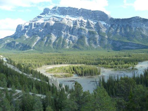 14 Night Canadian Rockies Roadtrip £848.42pp Inc Flights, All Hotels & Car Hire @ Opodo