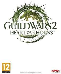Guild Wars 2 - Heart of Thorns PC (Standard Edition) £20.99 (£20 w/ FB 5% off) @ CDKeys