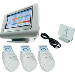 Honeywell evohome starter kit (inc 3x tvr) £215.00 @ Conrad Electronic UK