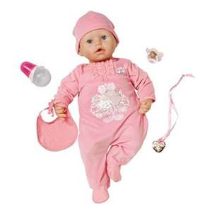 *BACK IN STOCK* Baby annabell doll was £50 now £25 tesco direct