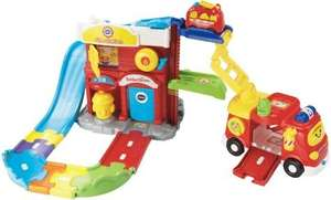 VTech Toot-Toot Drivers Fire Station Deluxe £18.49 at Argos
