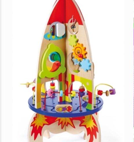 Multi activity rocket £24.94 delivered @ Studio