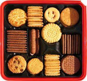 Mcvitie's Family Circle 720G £4.00  BOGOF @ Tesco