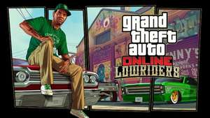 GTA Online - Lowriders out today (20/10/15)