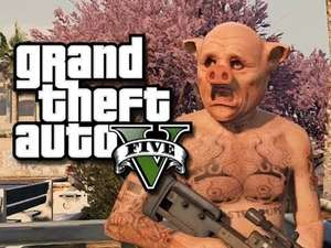 Grand Theft Auto V on PC for £20.90 @ Greenman Gaming (Using code) / Includes $500,000 in game cash
