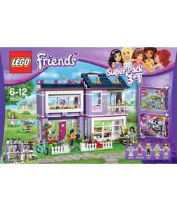 LEGO Friends Value Pack - 66478 £29.99 @  Argos