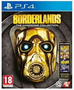 [PS4/Xbox One] Borderlands: The Handsome Collection - £22.00 - Tesco Direct
