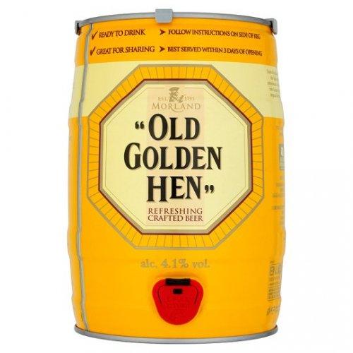 Old Golden Hen keg of ale £11 @ Tesco