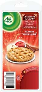 air wick melt refill enchanted holiday Mrs Claus' Apple Pie £1.50 @ Home Bargains