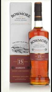 Bowmore 15 years darkest £26 @ Tesco instore