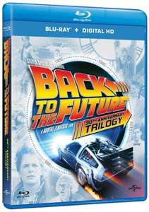 Back to the Future trilogy - 30th anniversary edition Blu Ray £12 Delivered @ Zoom (using new customer code)
