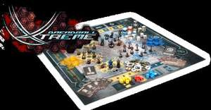 DreadBall Xtreme - The Galaxy's Most Brutal Sport by Mantic Games @ 50% off £24.99