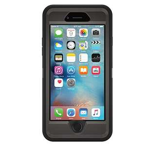 OtterBox Defender Case for iPhone 6/6S - Black - £21.77 @ Amazon