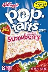 Kellogg's Pop Tarts £1.44 @ co-op instore