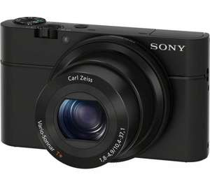 Sony Cyber-shot DSC-RX100 £271 @ Currys - £235 (with cashback)