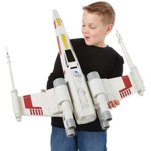 Star Wars Rebels Hero Series X-Wing Fighter (was £39.99) Now £19.99 at Toys R Us